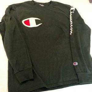 Champion Big C Logo Shirt
